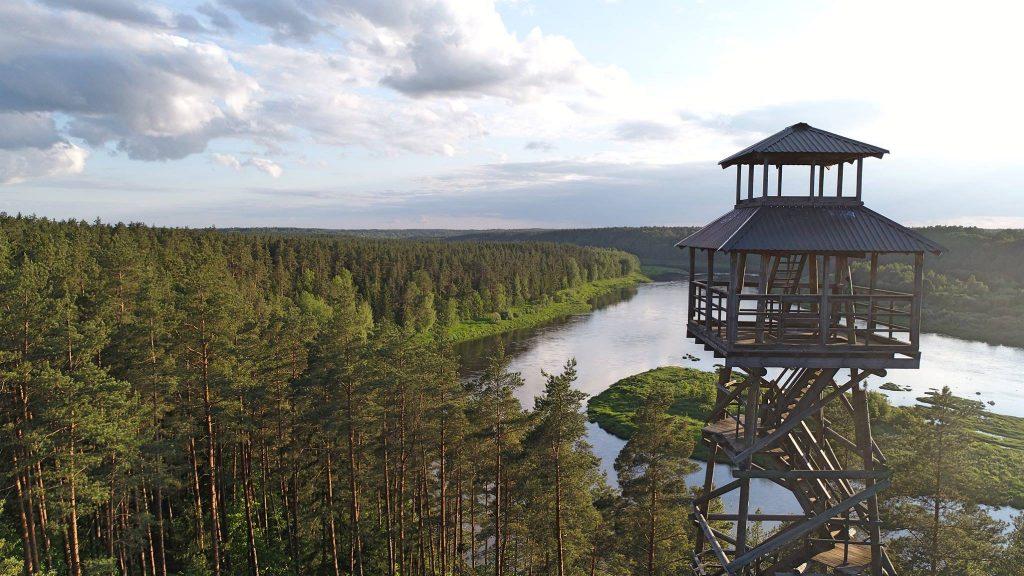 Dabas parks Daugavas loki