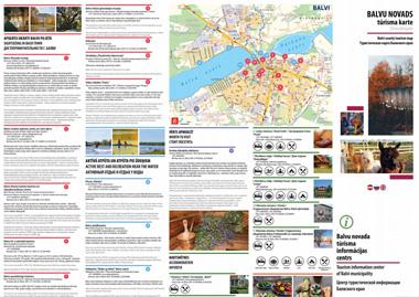 Noderīga informācija, Latgales tūrisma mājaslapa