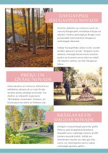 Zelta rudens Latgalē, Latgales tūrisma mājaslapa